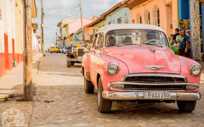Cuba: A Colorful Journey into the Past