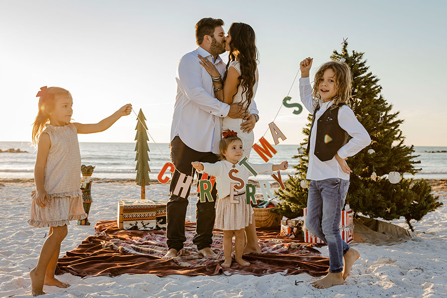 5 Tips to Help You Prepare For Your Family Mini Session