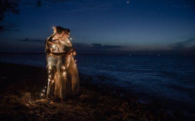 Katie & Preston Island Elopement