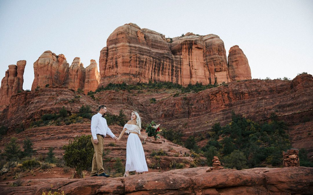 How to Get Those Epic Landscape Wedding Photos