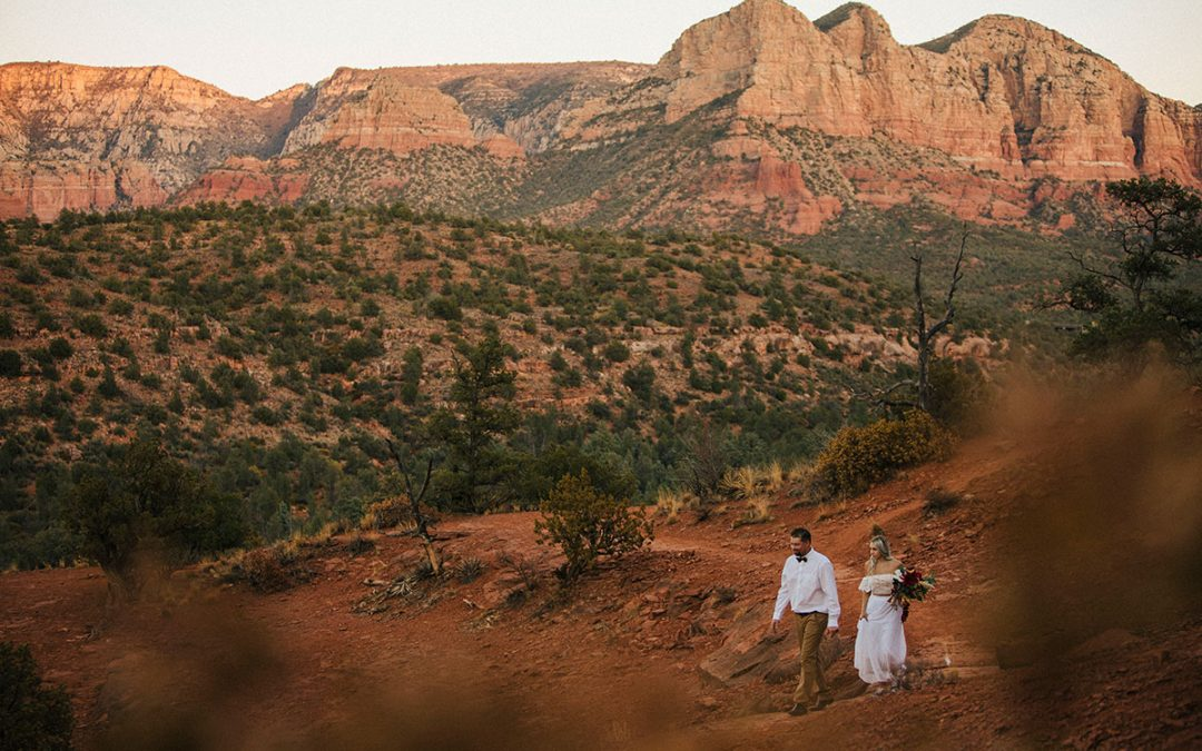 Top 5 Locations To Elope In Arizona